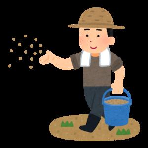 肥料を与える